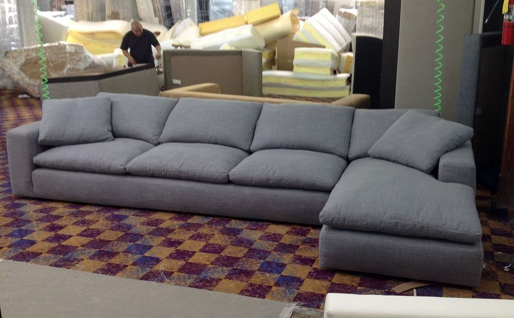 Cloud II Sectional Sofa As Seen At Restoration Hardware
