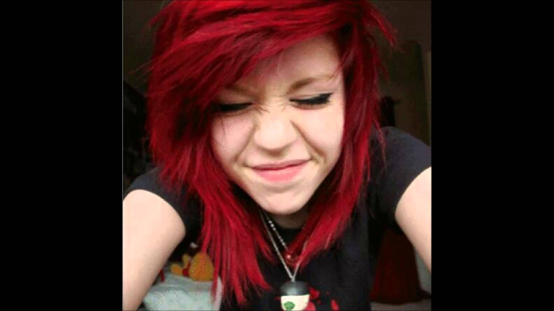 Cool 1000 Images About Cute Short Hair On Pinterest Emo Scene Emo Short Hairstyles Gunalazisus