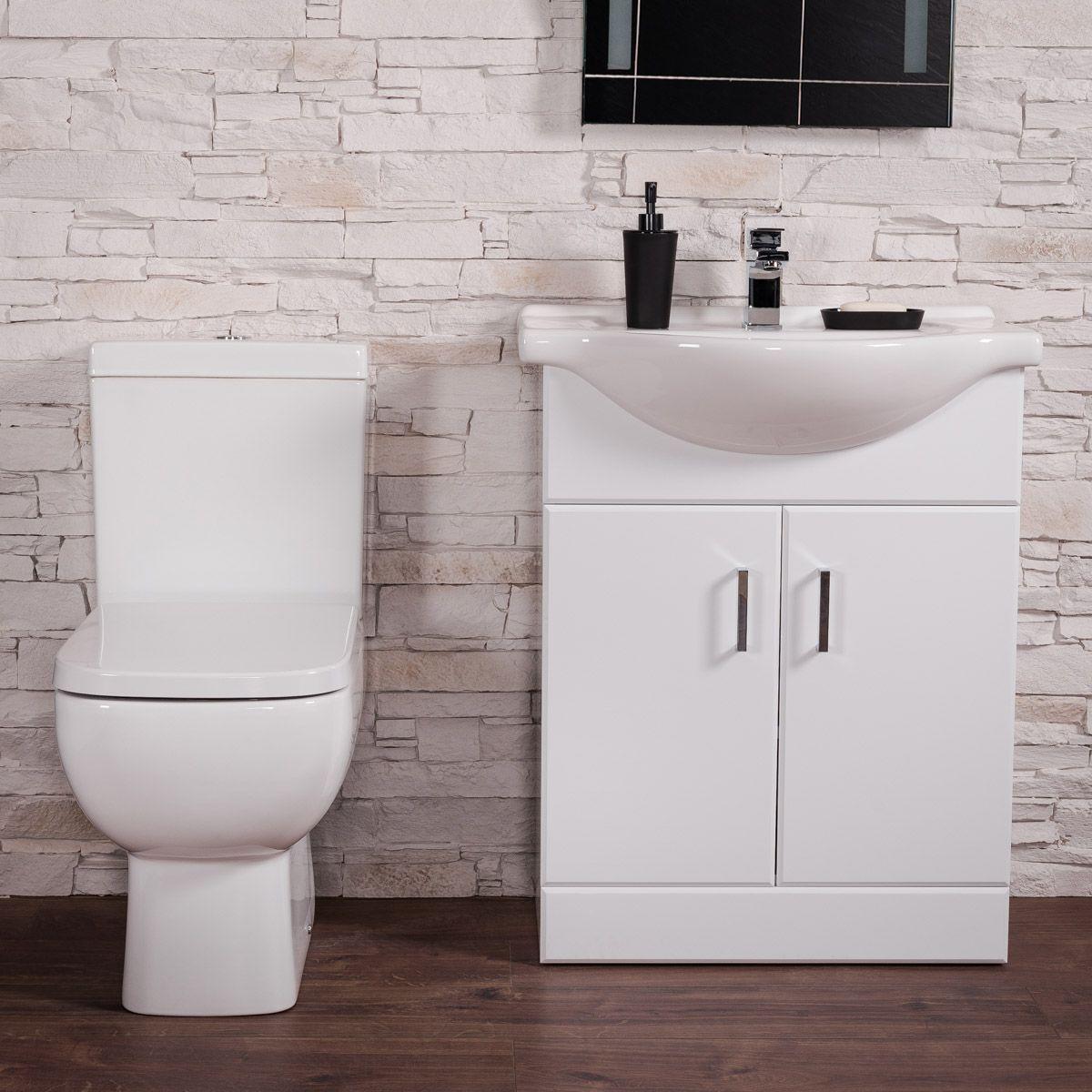Weiße Möbel: Weiße Möbel Schauen Super Aus Mit Einer Steinwand Oder