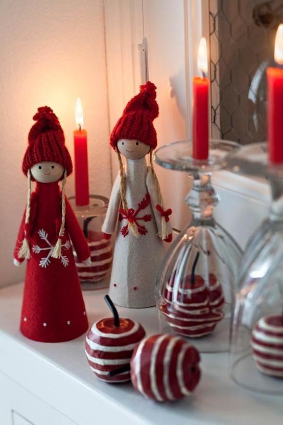 ideas originales para decorar la casa en navidad