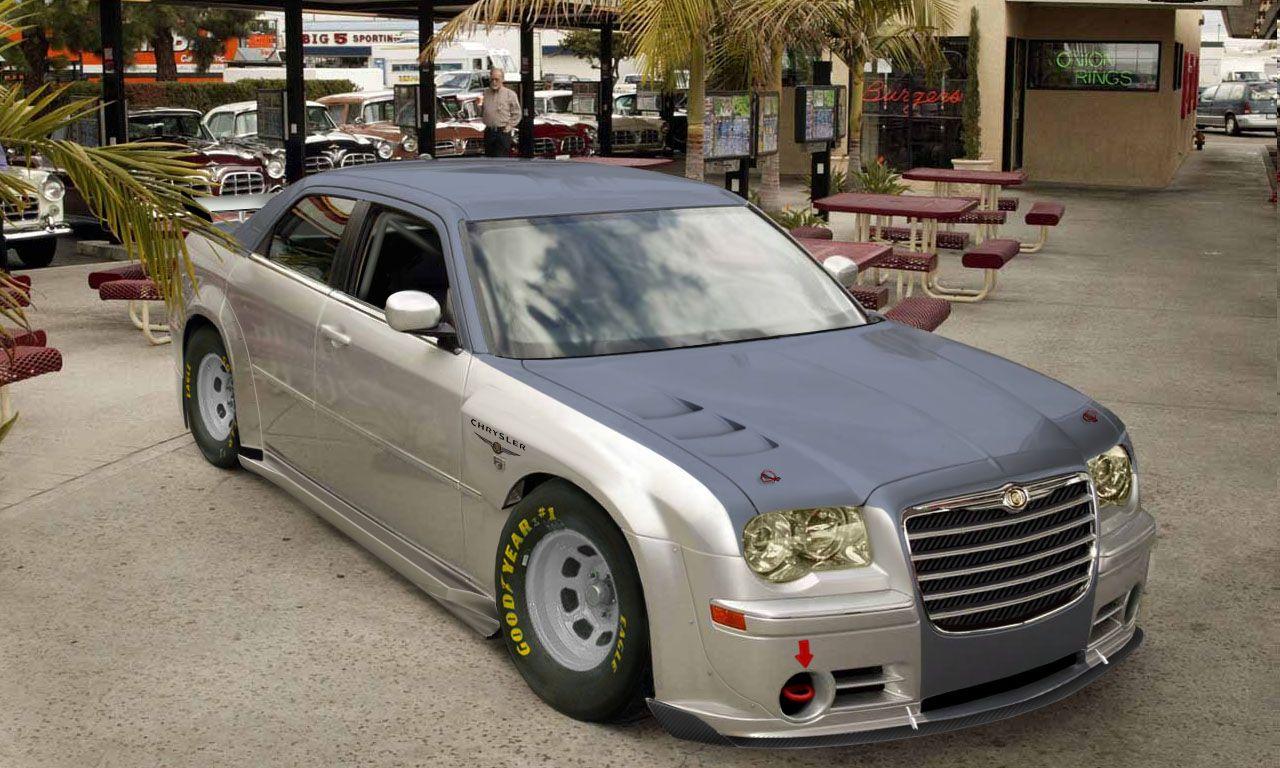 Chrysler 300c Race Car 2 Magnum Pinterest Chrysler 300c Race