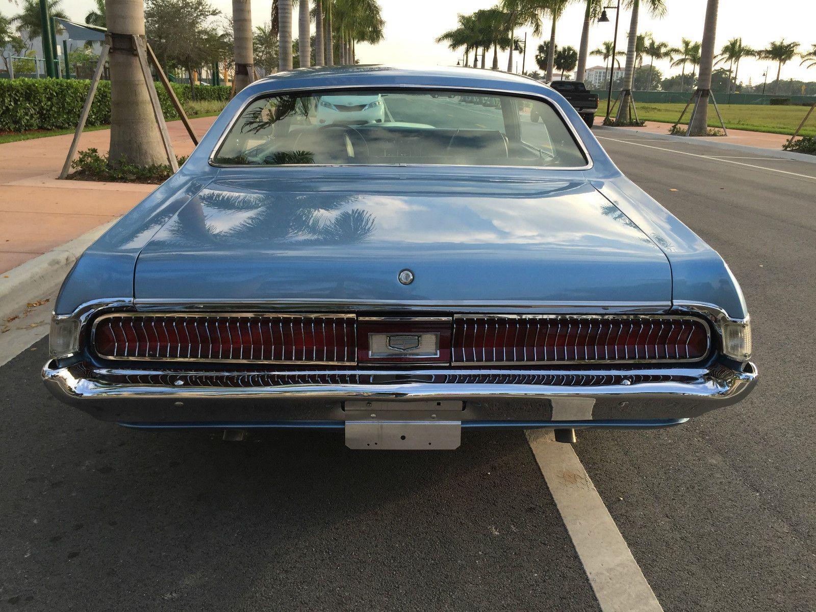 Details about 1969 mercury cougar xr7