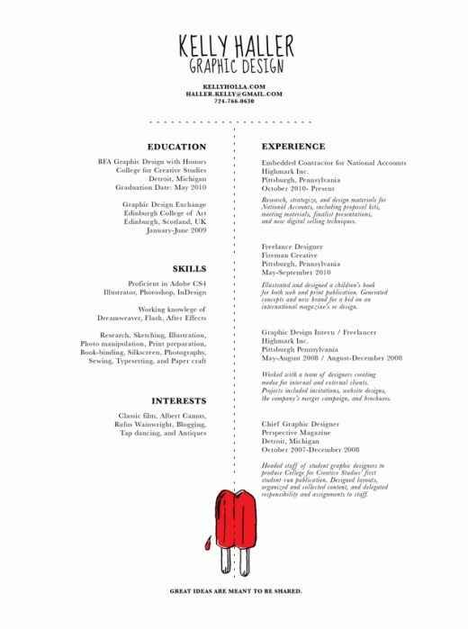 27 Beautiful Resume Designs You Ll Want To Steal Graphic