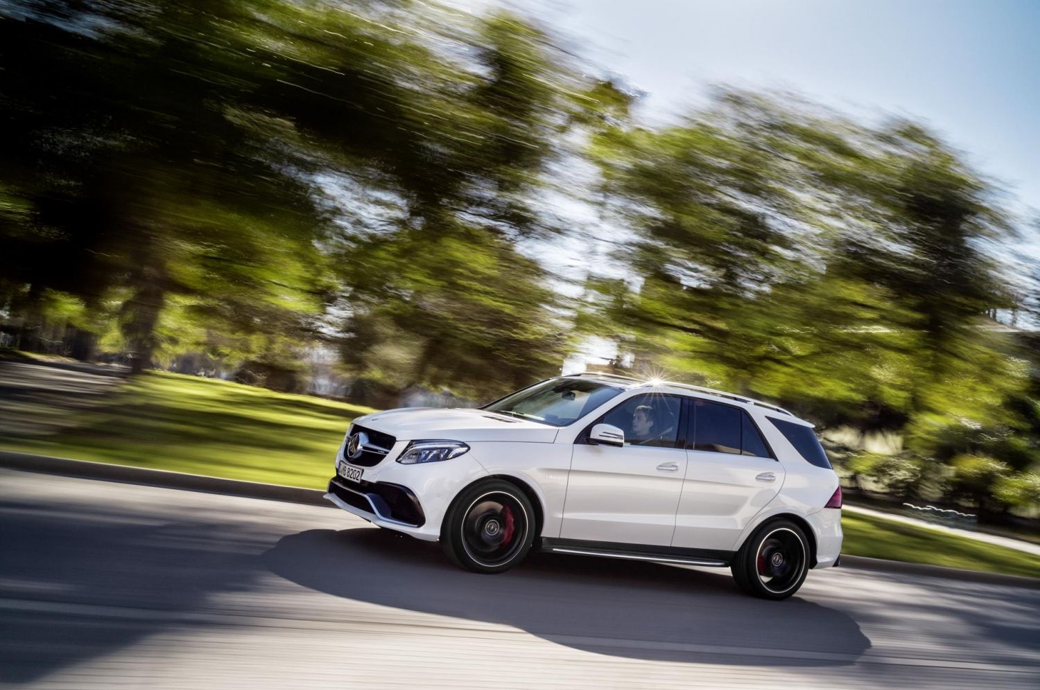 2016 Mercedes Benz Amg Gle63 Wallpapers Hd Drivespark
