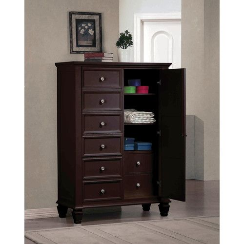 Found it at Wayfair - Sandy Beach 8 Drawer Gentleman's Chest