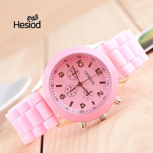 Children Watch Fashion Casual Watches Electronic Wristwatches Jelly Kids Clock Boys Hours Girls Students Wristwatch