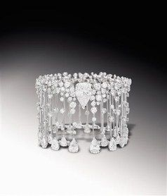 Chanel Diamond Cuff Bracelet Precious Very Hmm Wonder Who Owns Ones Of These