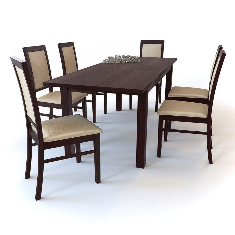 Chair Sylwek1eco Table Ernest Dining Set Halmar Dining Set Table Chair