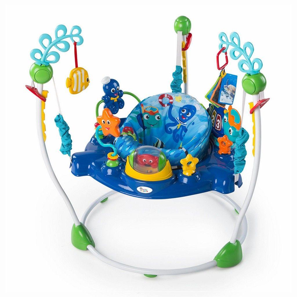 c25d8425416b Baby Einstein Neighborhood Symphony Activity Jumper