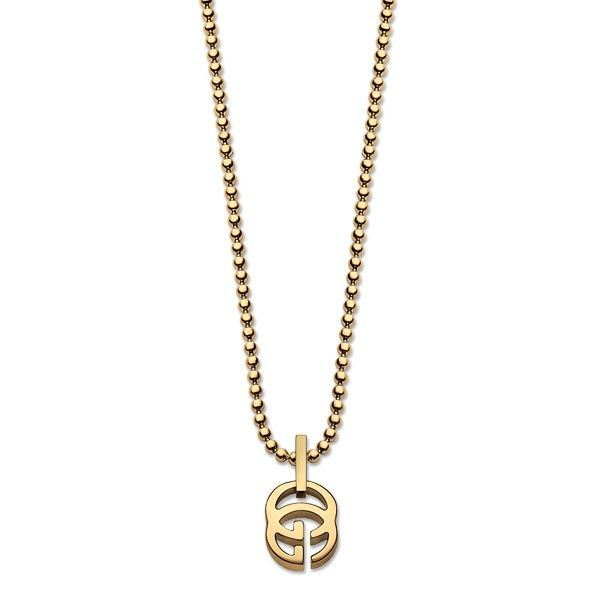 1a8074ea3f GG Running Gold Pendant Necklace in 2019 | Gucci Jewelry | Gold ...