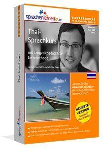 Thai Reise Sprachkurs für den Urlaub - Sprachelernen24
