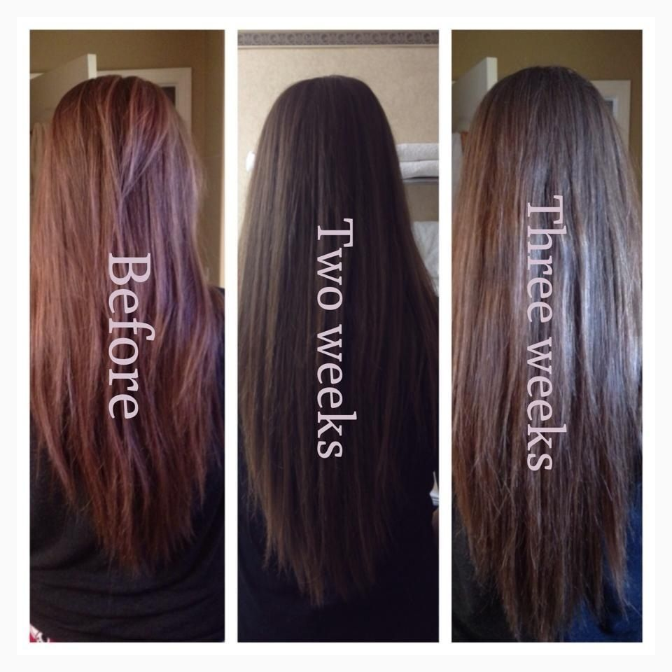 3 weeks on Itworks hair skin and nails! $55 retail! $33 loyal ...