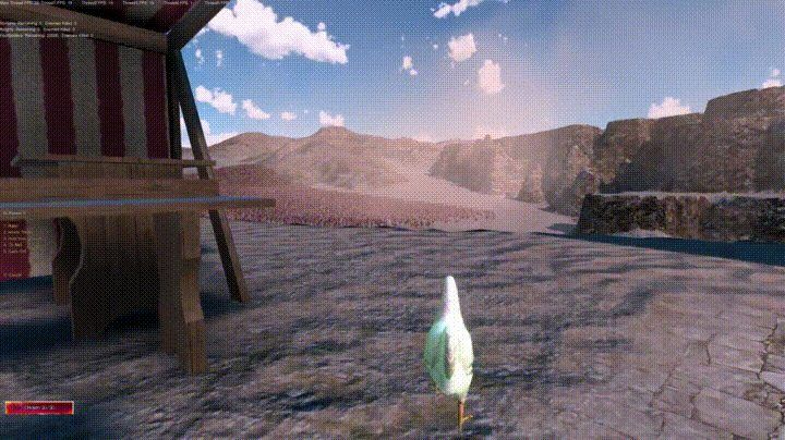 Super Chicken vs 20000 Medieval Soldiers For More Information... >>> http://bit.ly/29otcOB <<< ------- #gaming #games #gamer #videogames #videogame #anime #video #Funny #xbox #nintendo #TVGM #surprise #gamergirl #gamers #gamerguy #instagamer #girlgamer #bhombingamerica #pcgamer #gamerlife #gamergirls #xboxgamer #girlgamer #gtav