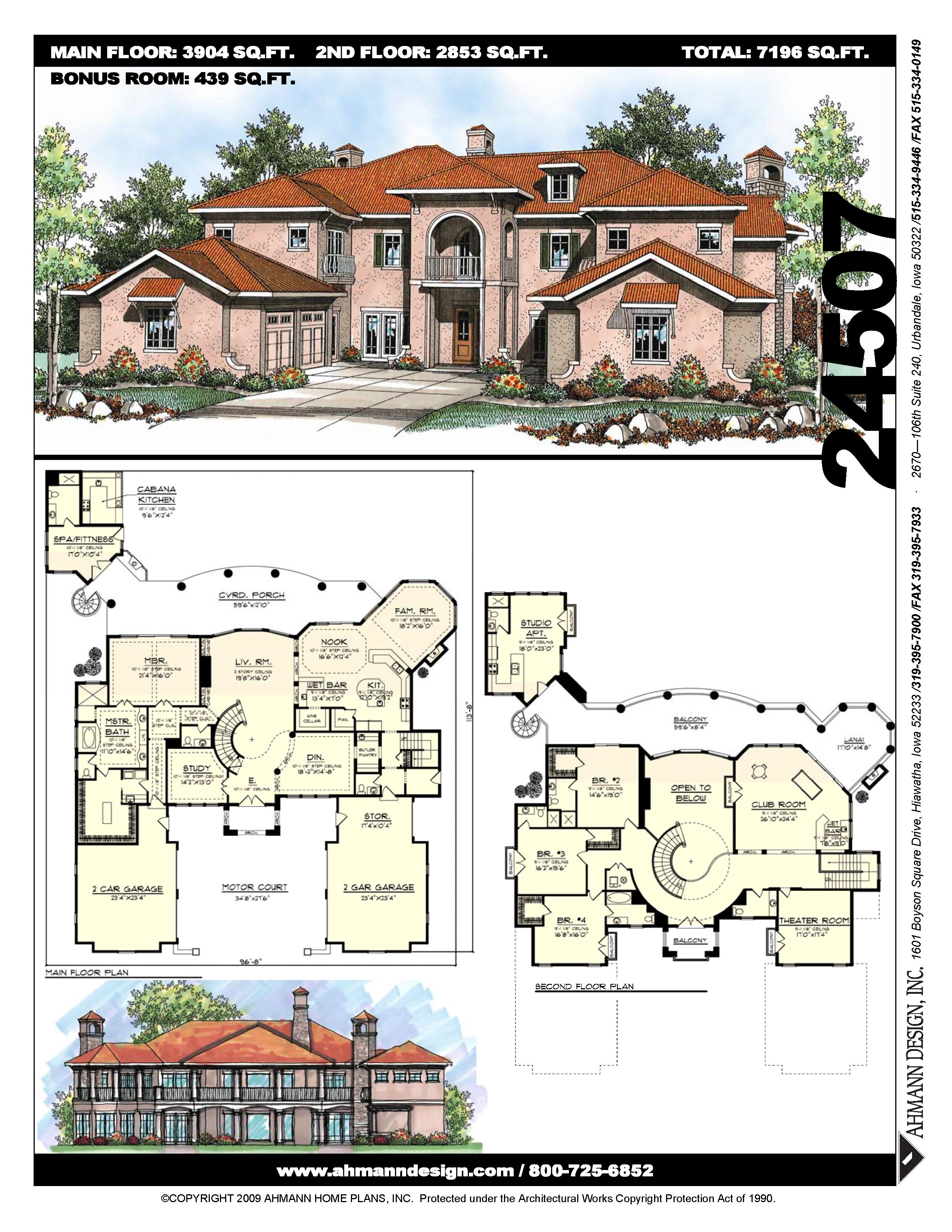 24507 Dream House Exterior Craftsman House Plans Dream House Plans