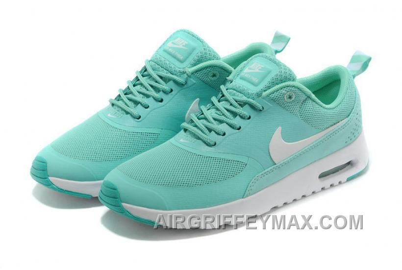 nike air max thea heren groen