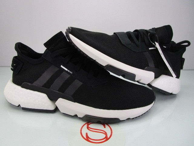 087df66c54c DS Adidas Pod S3.1 B37366 BLACK WHITE 12  fashion  clothing  shoes   accessories  mensshoes  athleticshoes (ebay link)