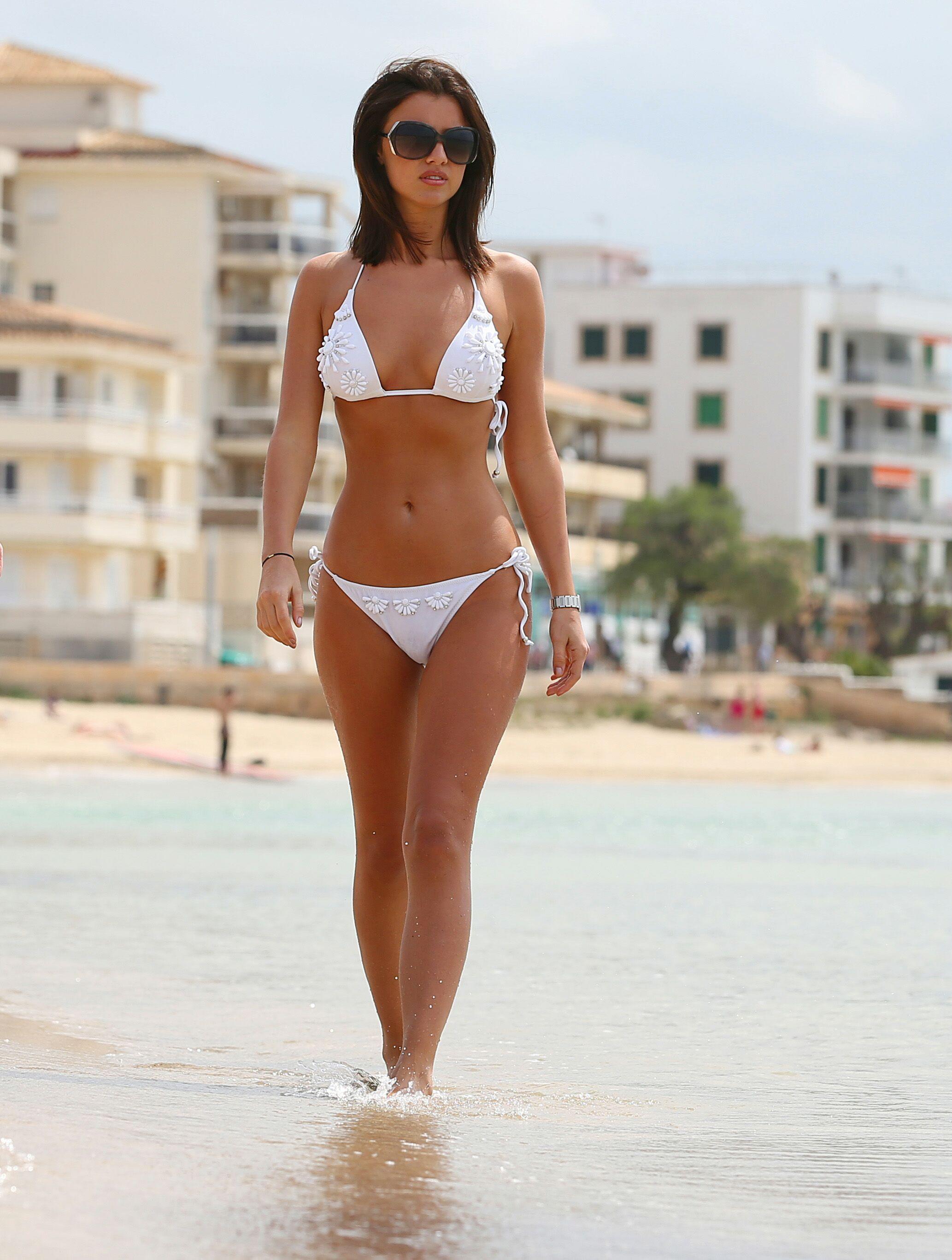 Hotshots itty bitty bikini contest, hairless girl fuck
