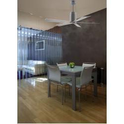 Deckenventilator Rodas Grau mit Verlängerungsset 132 cm Leds-c4leds-c4 #farmhousediningroom