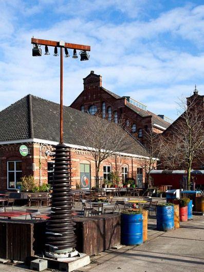 Westergasfabriek - AMSTERDAM