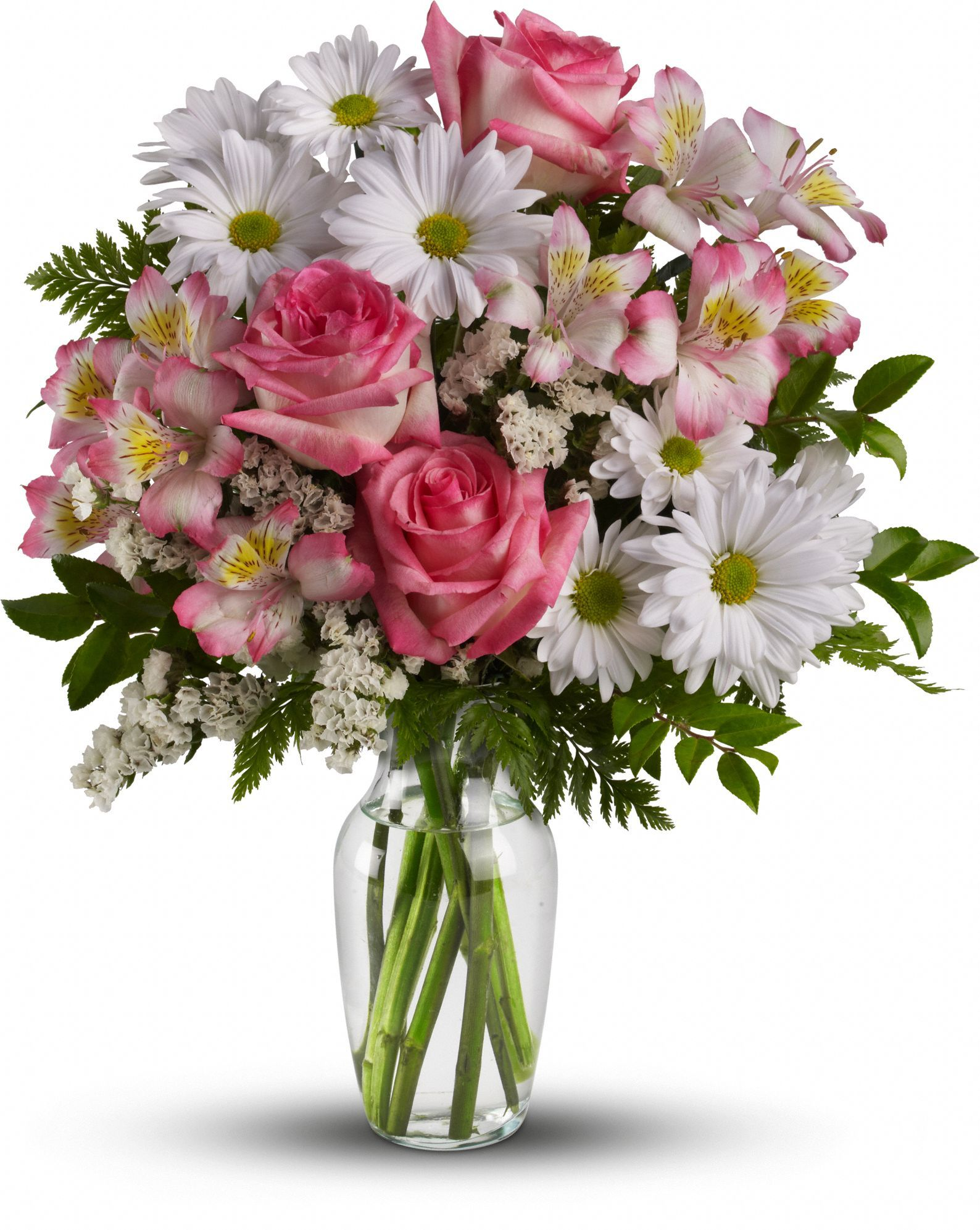 What a treat bouquet with roses save 25 on this bouquet and many plants izmirmasajfo