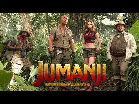 Descargar Jumanji Bienvenidos A La Jungla 2017 1 Link Mega Jungla