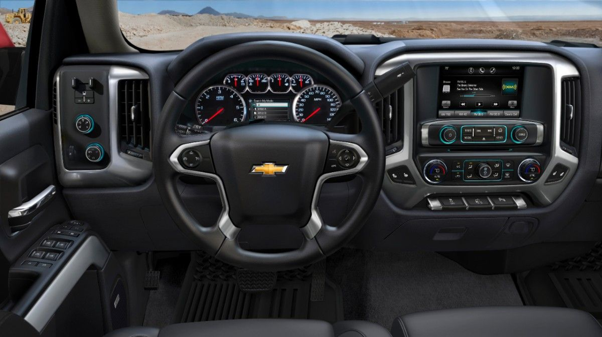 2014 Chevy Silverado Lindsaychevrolet Com Chevrolet Chevy