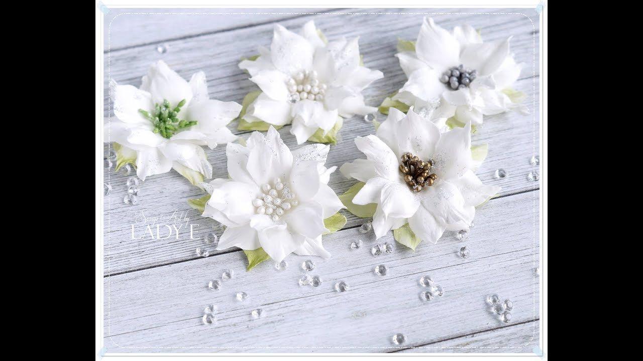 Pin By Amanda Harrod On 45 Natale Flower Tutorial Flower Video Tutorials Foam Flowers