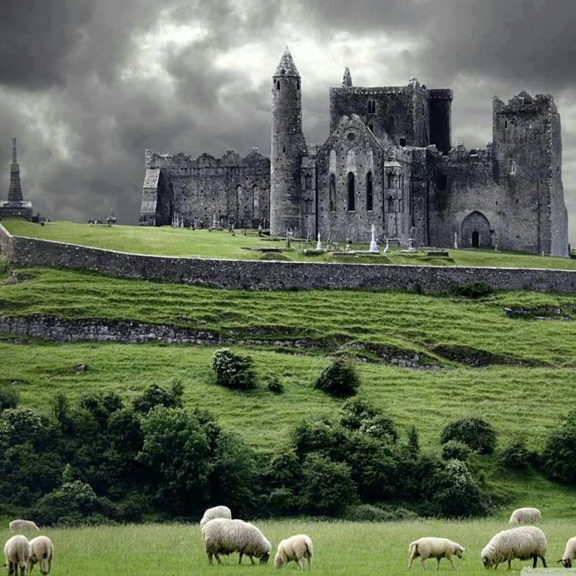La roca de cashel, Irlanda