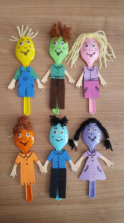 Family Sunday School Craft for Kids