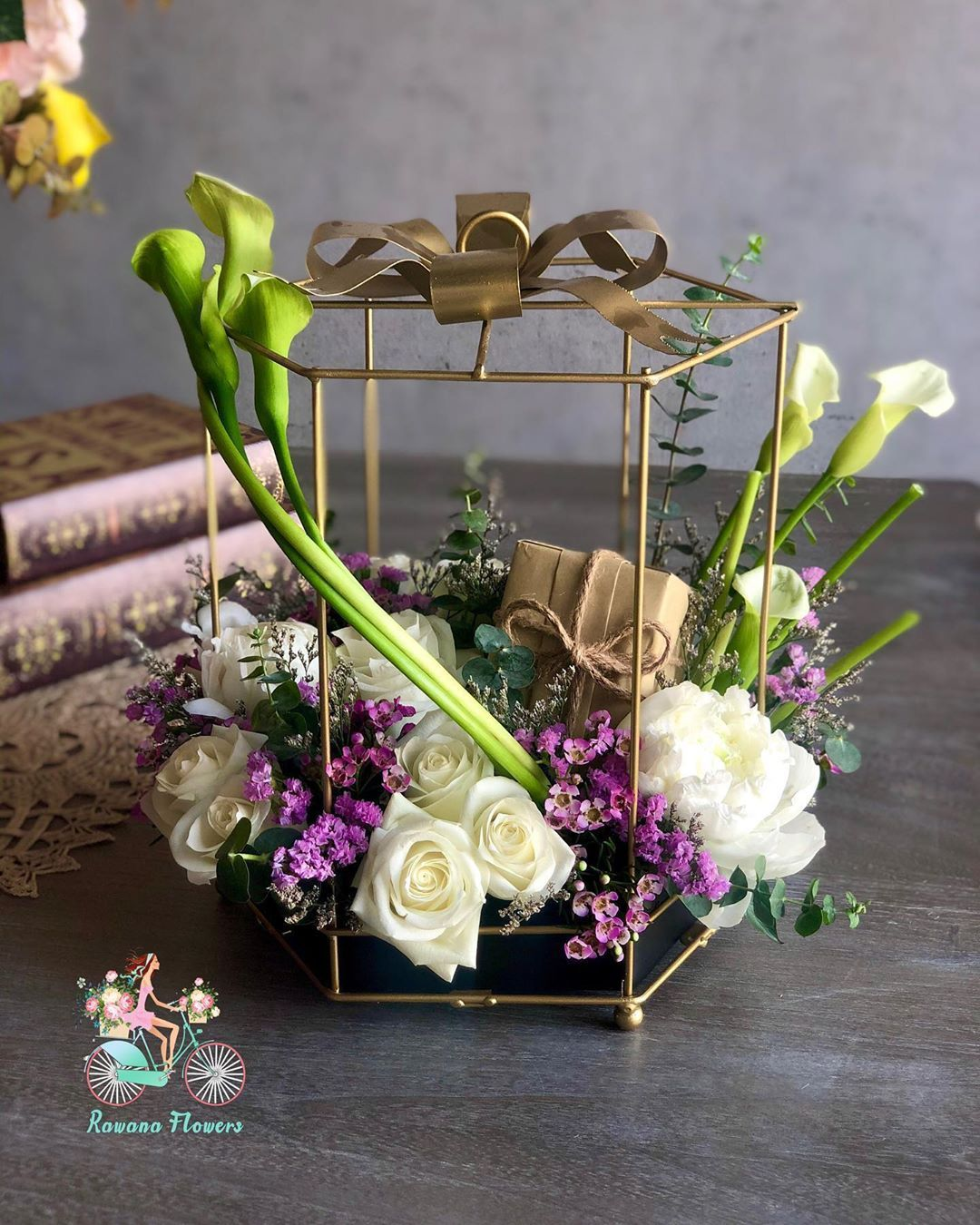 R A W A N A F L O W E R S On Instagram تغليف هدية Rak Rakuae Rasalkhaimah Rasalkhaima راس الخيمة رأس الخي Floral Wreath Gifts Floral