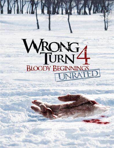 Wrong Turn 4 Film