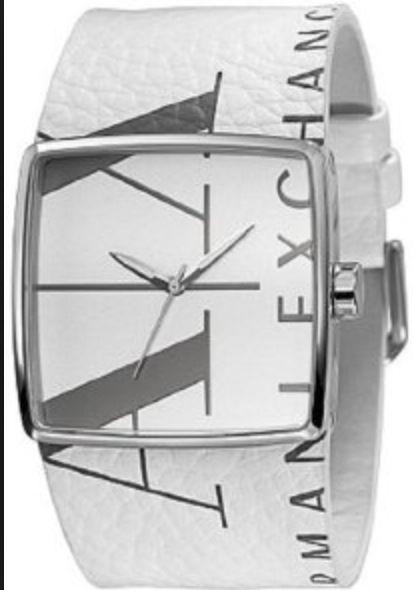 c92187a5a419 Reloj A X blanco