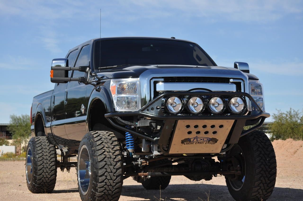 Custom ford trucks custom bolt on baja bumpers ford truck enthusiasts forums