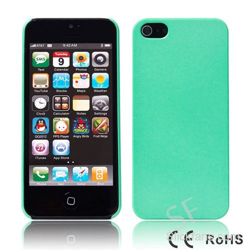 Green Case for iPhone 5 with.... http://alliphone5cases.com