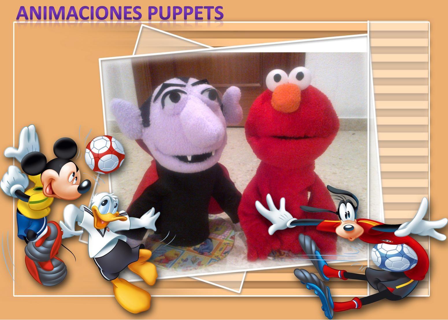Nuestros peque puppets