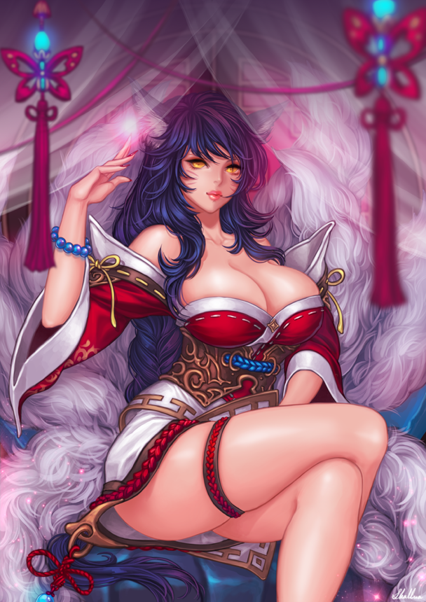 Pin by Dawid Szoppa on ahri | Pinterest | Sexy, Photos and ...