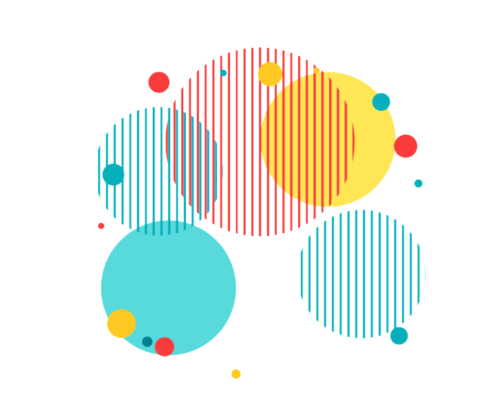 Colorful Halftone Dots Design Element Free Image By Rawpixel Com Nunny Halftone Dots Dots Design Design Element
