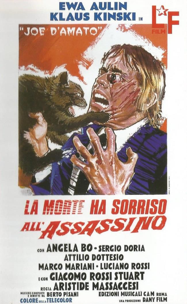 Death Smiles on a Murderer (1973) (Italy)