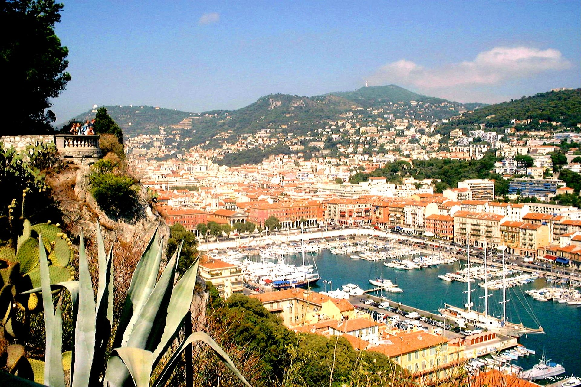 Walking on the Côte d'Azur...in Nice