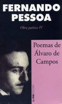 """Compreendo a intervalos desconexos; Escrevo por lapsos de cansaço""... Álvaro de Campos, heterónimo de Fernando Pessoa."