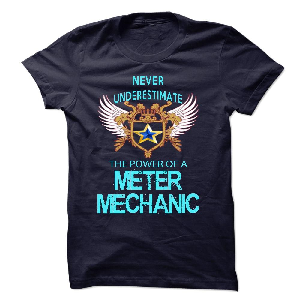 (New Tshirt Choose) I am a Meter Mechanic [Hot Discount Today] Hoodies Tees…