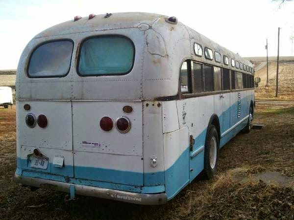 Used RVs 1948 GMC Conversion Bus For Sale by Owner | pics