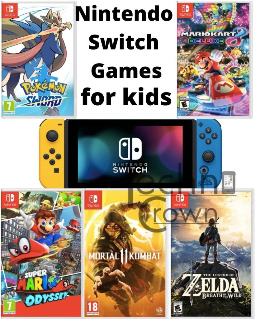 Best Nintendo Switch Games To Buy For Kids In 2021 Nintendo Switch Games Games To Buy Nintendo