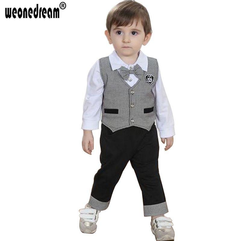 Children\'s Wedding Tuxedo Suit Boy Party Boys Attire Kids Dovetail ...
