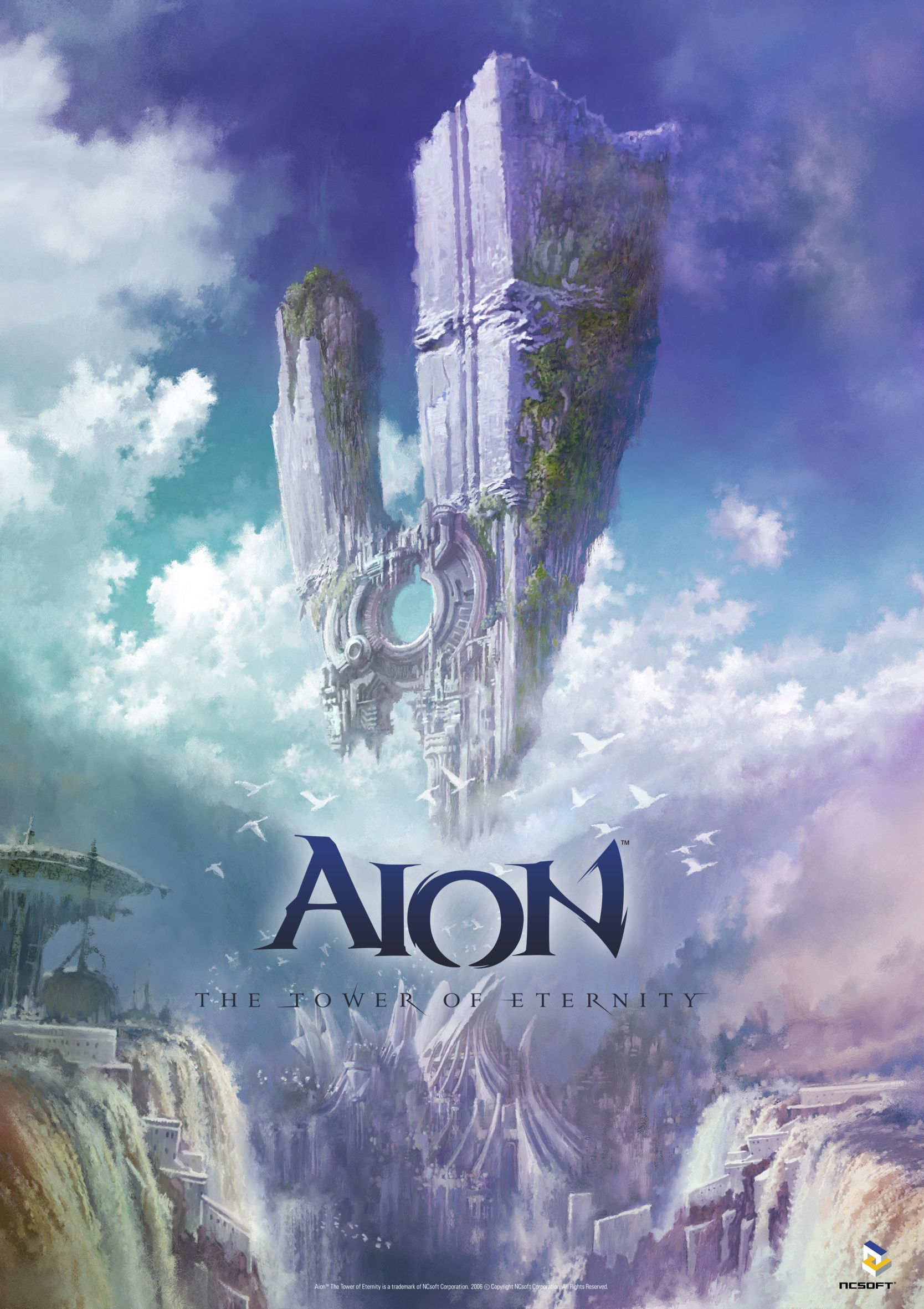 Tags: Aion: The Tower of Eternity, Nc Soft, Official Art