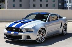 Ford Mustang dans Need for Speed le film  trailer making of