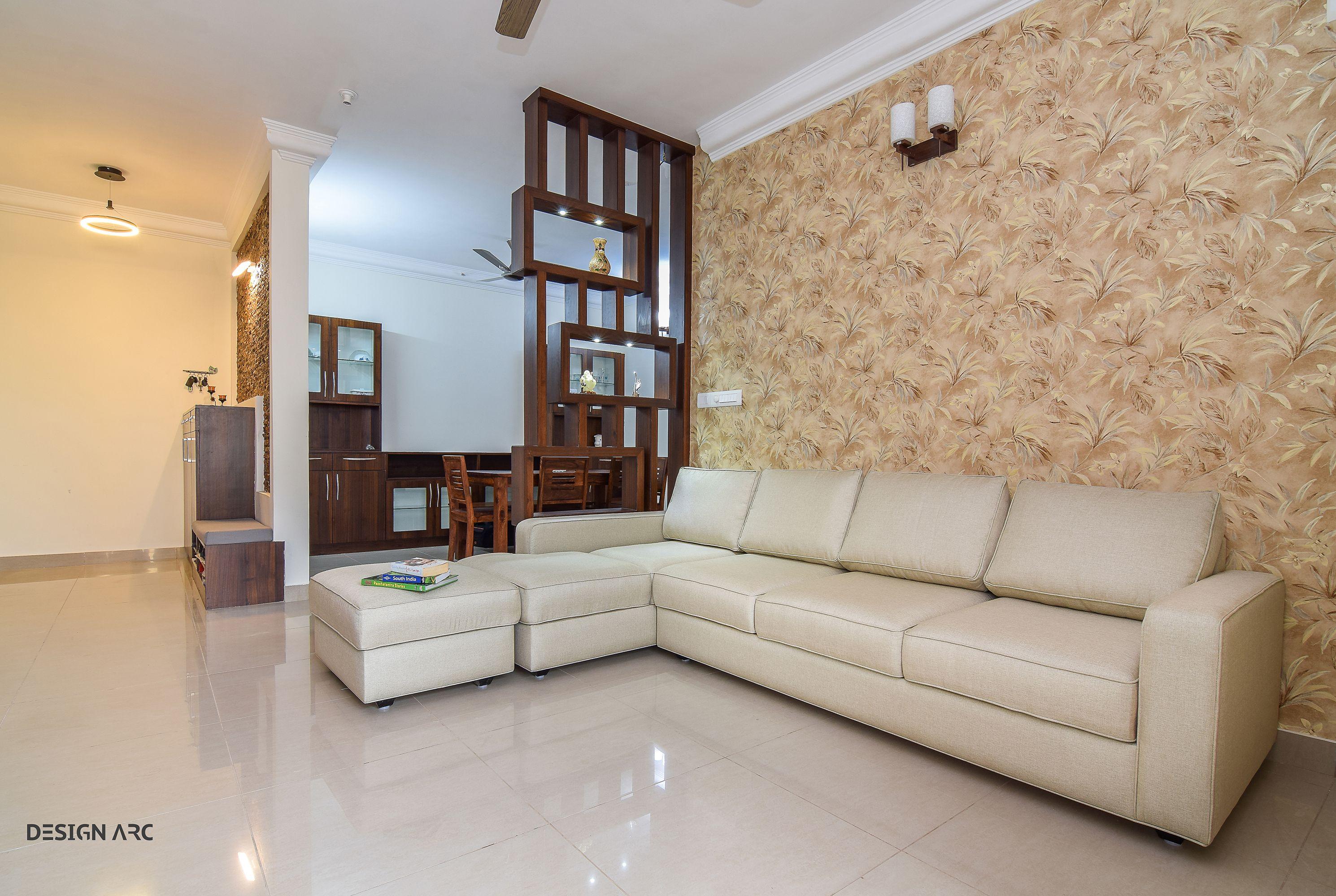 Beautiful Living Room Interior Home Design Bangalore Professional Designers