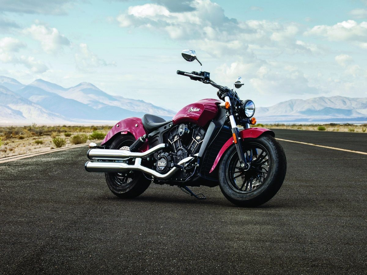 A Legend Reborn Indians Scout Sixty Is An Entry Level Ode To The Open Road