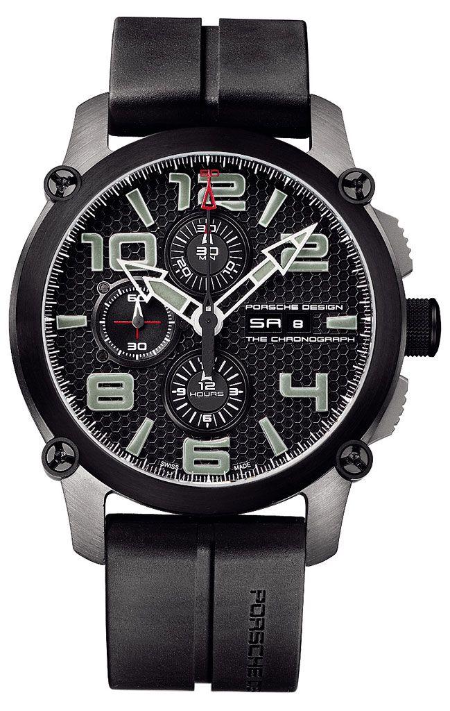 6212ad349cf Porsche Design reveals the P6930 Watch