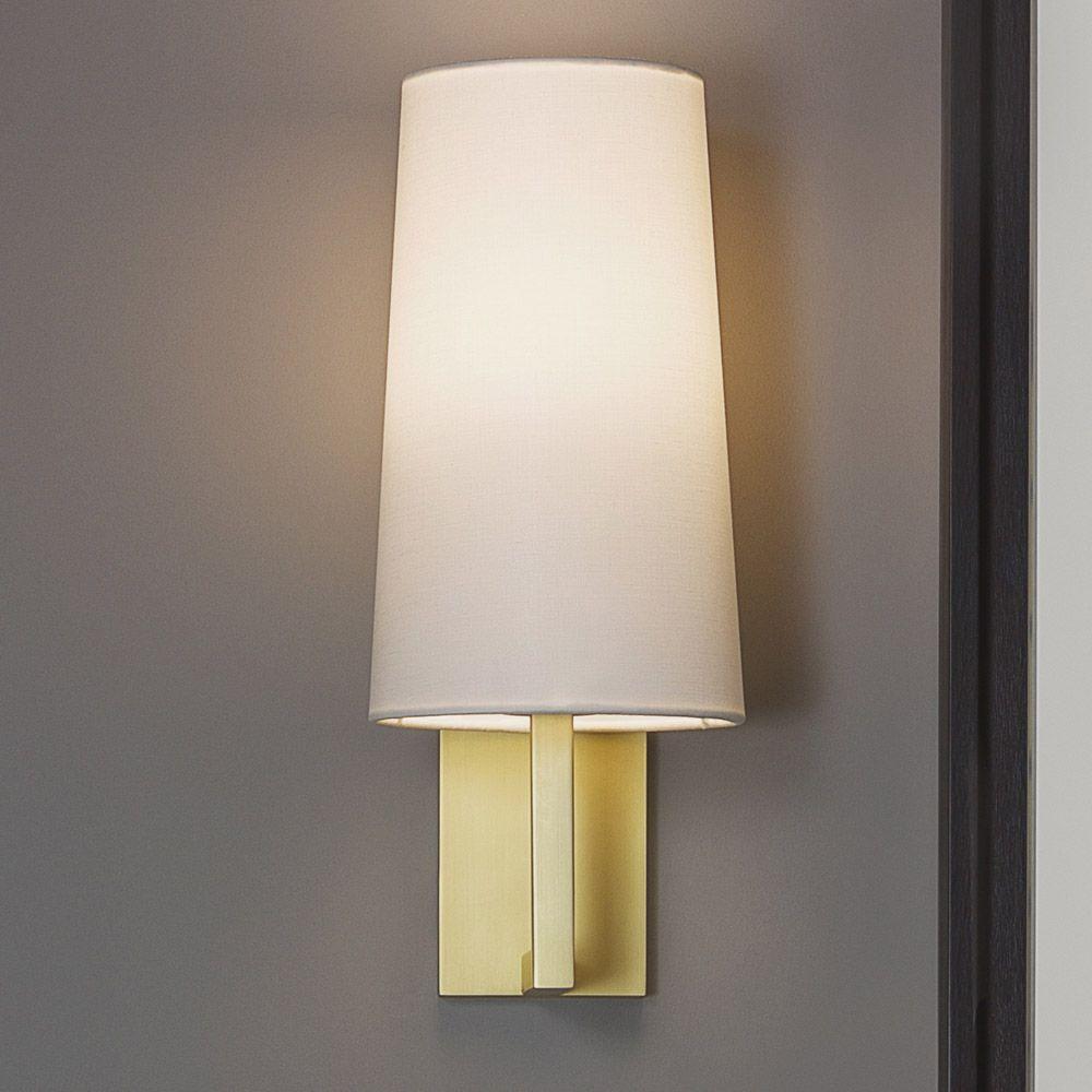 gold wall lights - Google Search   Ensuite ideas   Pinterest ...